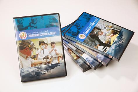 IPSG DVDライブラリー