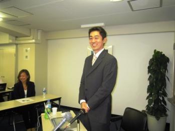 田嶋健先生、「オーストリアの診査診断治療計画」
