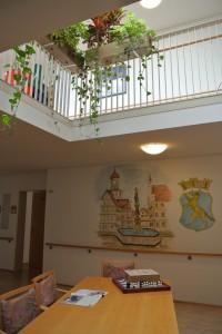 介護施設の天窓