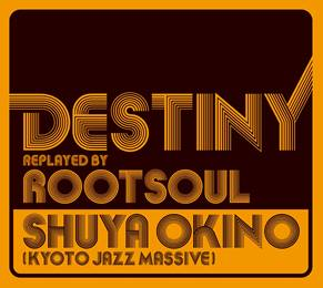 DESTINY replayed by ROOT SOUL / SHUYA OKINO