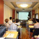 鷲沢直也先生セミナー開催されました。
