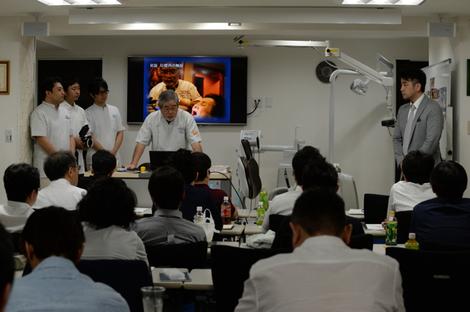 総義歯ライブ実習20140719