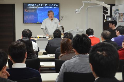 '15 2/7,8(土、日)パーシャルデンチャー・テレスコープシステム実習コース開催されます