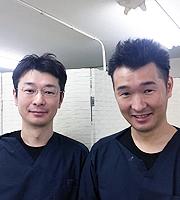 田口大助先生、田口豪太先生