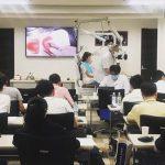 '18 7/14,15,16(土,日,月祝)『総義歯ライブ実習コース』開催されました①